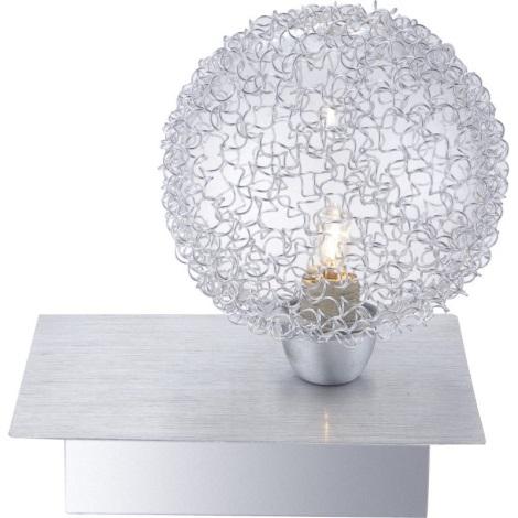 GLOBO 5662T - Stolná lampa NEW DESIGN 1xG9/33W/230V