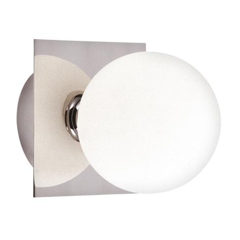 Globo 5663-1 - Kúpeľňové svietidlo CARDIFF 1xG9 / 33W / 230V