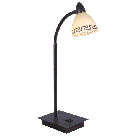 Globo 5684-1T - Stolná lampa ROMA G9/33W/230V