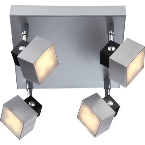Globo 56949-4 - LED bodové svietidlo VIKA LED/5W