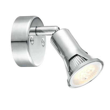GLOBO 57994-1 - Bodové LED svietidlo DANTE 1xGU10/3W/230V