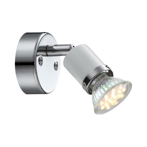GLOBO 57996-1 - LED Bodové svietidlo FINA 1xGU10LED / 2,5 W