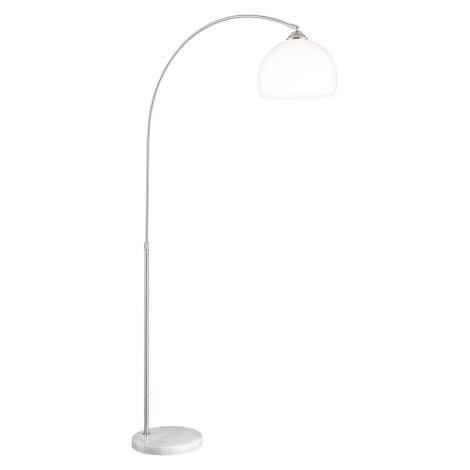 GLOBO 58227 - stojaca lampa NEWCASTLE 1xE27/40W