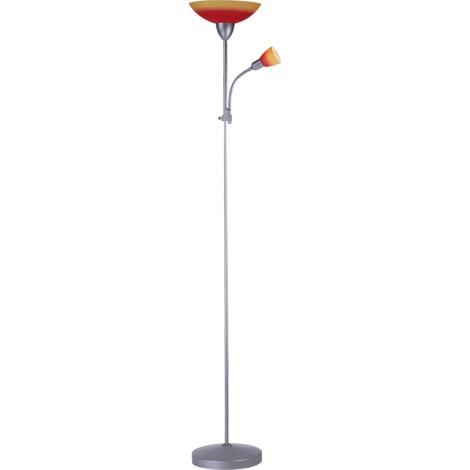 Globo 58466 - Stojacia lampa TRITON E14, E27/40,60W/230V