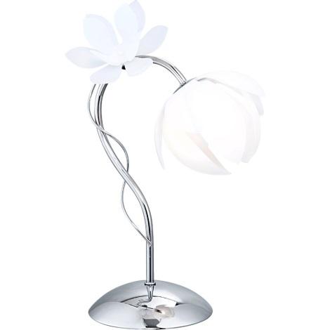 GLOBO 61202 - 1T - Stolná lampa CECILIA 1xG9/33W