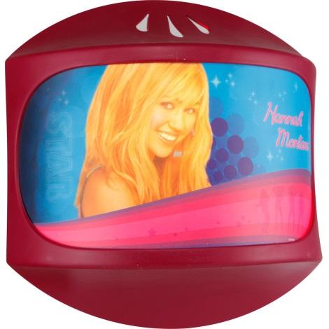 GLOBO 662361 - Detské svietidlo HANNAH MONTANA 1xE14/25W
