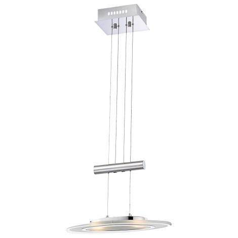 Globo 68106-2H - LED závesné svietidlo NESTOR 2xLED/5W/230V