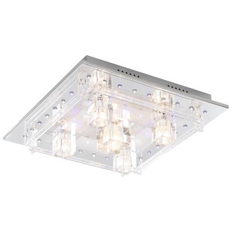 Globo 68339-5 - LED svetlo ZENITH LED 5XG4/20W/12V + 30XLED/0.06W/3V