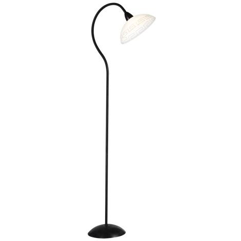 GLOBO 68840S - Stojaca lampa RUSTICA 1xE27/100W/230V