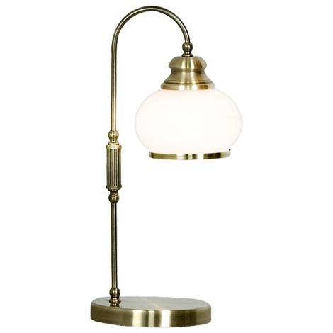 GLOBO 6900-1T - stolná lampa NOSTALGIKA 1xE14/40W