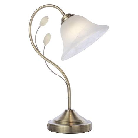 Globo 69007-1T - Stolná lampa POSADAS 1xE27/60W/230V