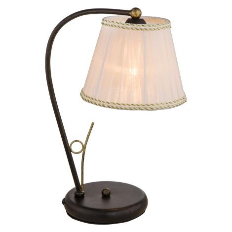 Globo 69014T - Stolná lampa GENOVEVA 1xE14/60W/230V