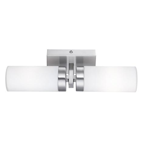 GLOBO 7816 - nástenné svietidlo / stropné svietidlo SPACE 2xE14/40W
