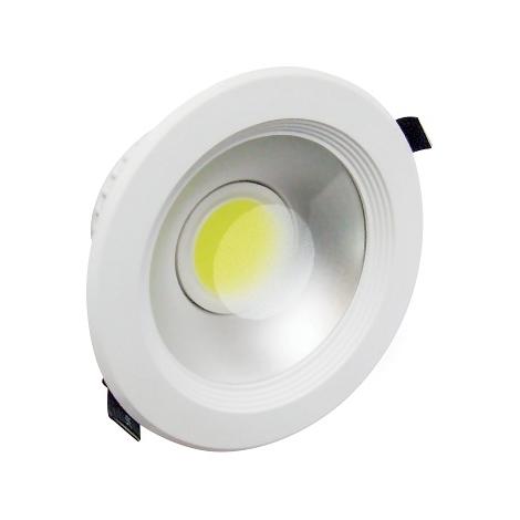 Greenlux GXDW030 - LED Podhledové svietidlo MCOB LYRA 1xLED/30W studená biela