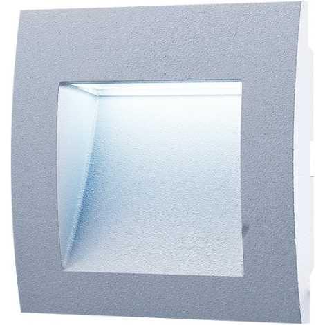 Greenlux GXLL002 - LED schodiskové svietidlo WALL LED SMD/1,5W/230V