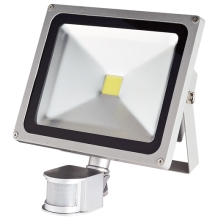 Greenlux - LED Reflektor so senzorom 1xLED/30W/230V IP44
