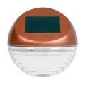 Grundig - LED Solárne nástenné svietidlo 2xLED/1xAA medená