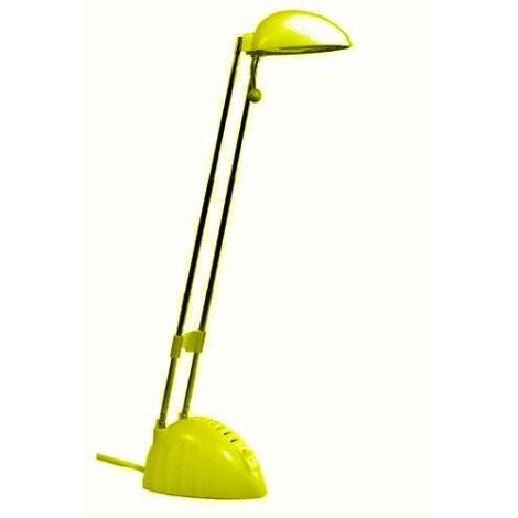 Halogénová stolová lampa BEN 1xG4/20W žltá