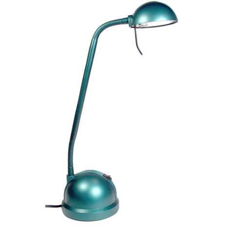 Halogénová stolová lampa VEGA 1xGY6, 35/35 - 50W zelená