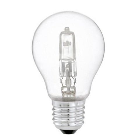 Halogénová žiarovka E27/28W AGL 1STK číra