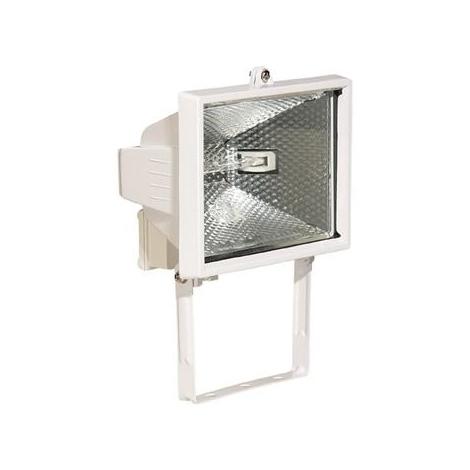 Halogénový reflektor HALO 150W 1xR7s/150W biela