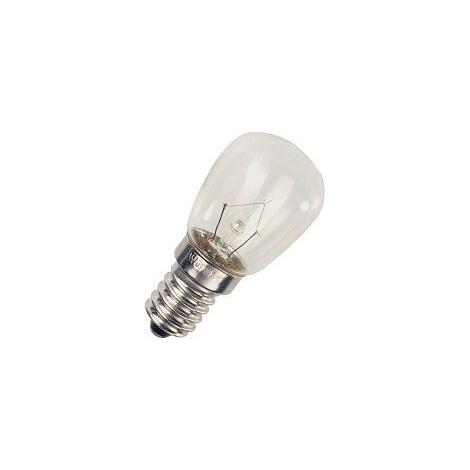 Hrušková žiarovka E14/15W číra