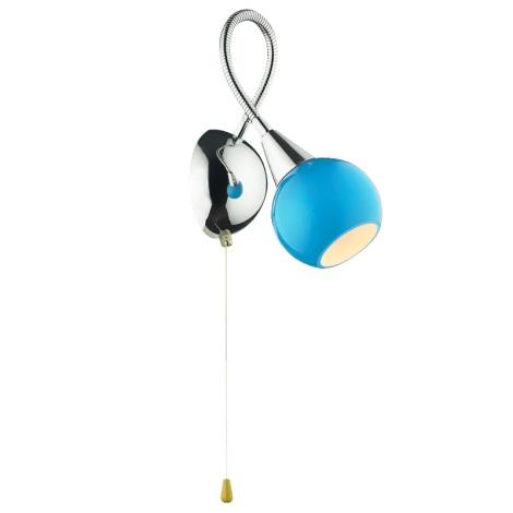 Ideal Lux 006529 - Bodové svietidlo TENDER 1xE14/40W/230V