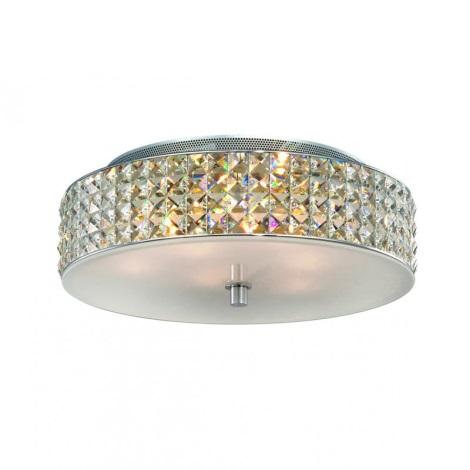 Ideal Lux 00657 - Krištáľové stropné svietidlo ROMA PL6 6xG9/40W/230V