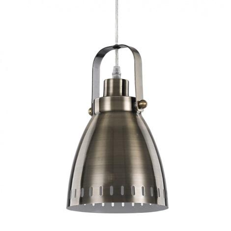 Ideal Lux 013015 - Luster na lanku PRESA 1xE27/60W/230V
