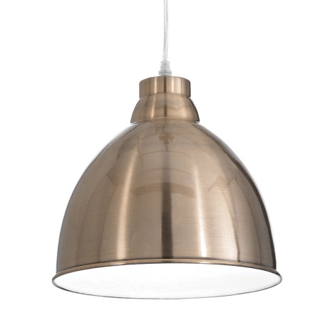 Ideal Lux 020723 - Luster na lanku NAVY 1xE27/60W/230V