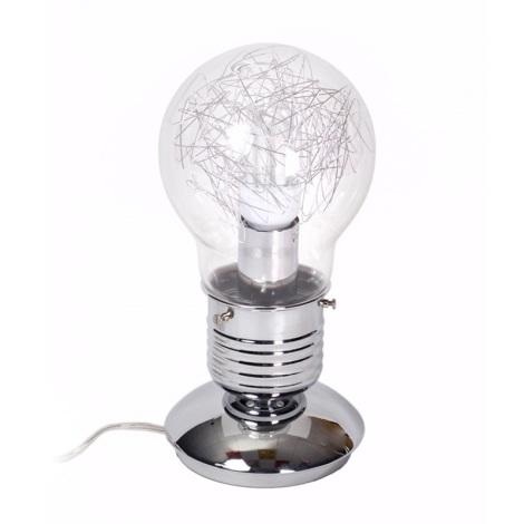Ideal Lux 033686 - Stolná lampa LUCE 1xE27/60W/230V