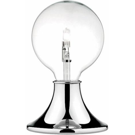 Ideal Lux 046341 - Stmievateľná stolná lampa TOUCH 1xE27/60W/230V