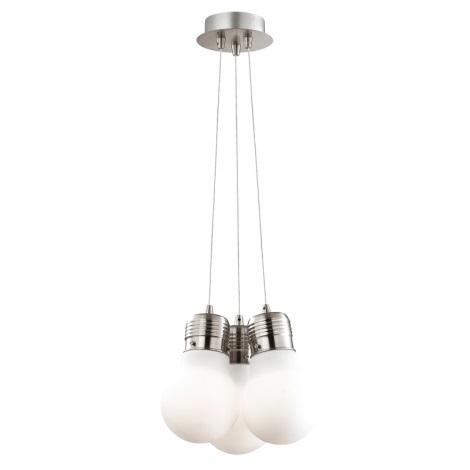 Ideal Lux 082011 - Luster na lanku LUCE 3xE27/60W/230V