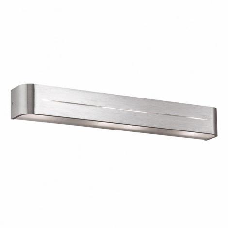 Ideal Lux 09957 - Nástenné svietidlo POSTA AP4 ALLUMINIO 4xE14/40W/230V