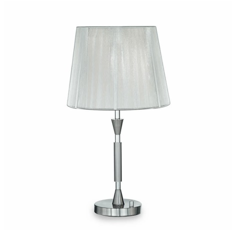 Ideal Lux 15965 - Stolná lampa PARIS TL1 SMALL 1xE14/40W/230V