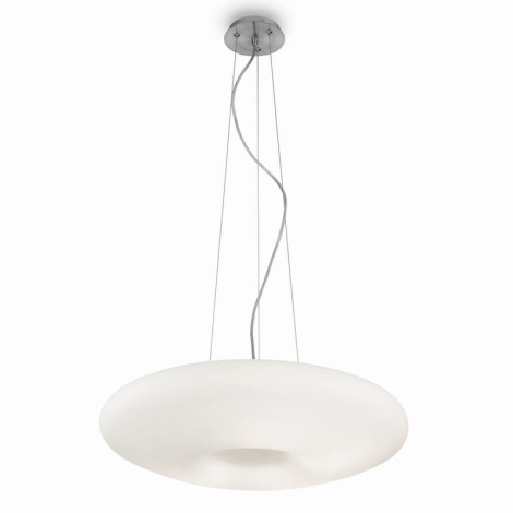 Ideal Lux 19734 - Luster na lanku GLORY SP3 D50 3xE27/60W/230V