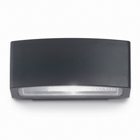 Ideal Lux 61580 - Nástenné svietidlo ANDROMEDA AP1 antracite 1xE27/60W/230V