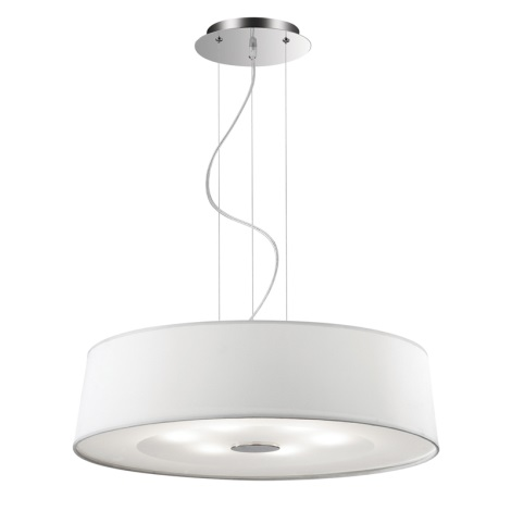 Ideal Lux 75518 - Luster na lanku HILTON SP6 6xE27/60W/230V
