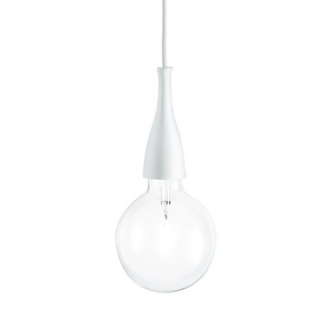 Ideal Lux 9360 - Luster MINIMAL 1xE27/42W/230V