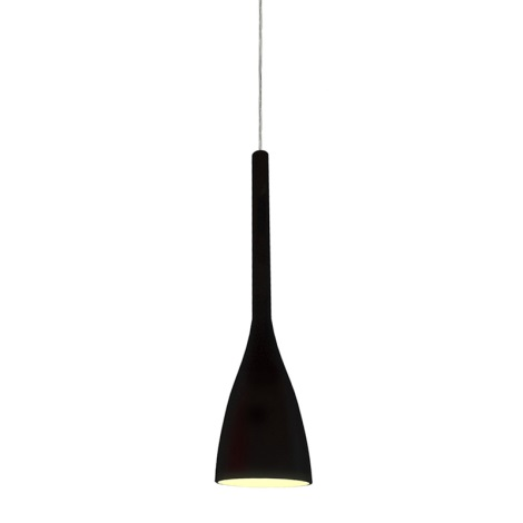 Ideal Lux - Luster 1xE14/40W/230V čierna
