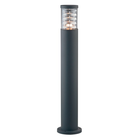 Ideal Lux - Vonkajšia lampa 1xE27/60W/230V antracit 800 mm