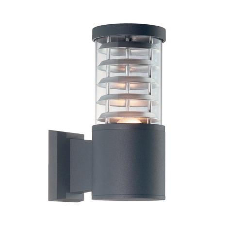 Ideal Lux - Vonkajšie nástenné svietidlo 1xE27/60W/230V antracit