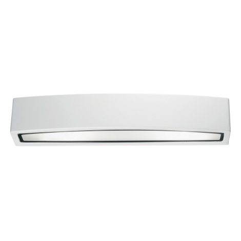 Ideal Lux - Vonkajšie nástenné svietidlo 2xE27/60W/230V IP54