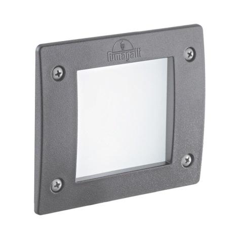 Ideal Lux - Vonkajšie svietidlo 1xGX53-LED/3W/230V