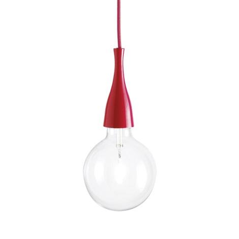 Ideal Lux - Závesné svietidlo 1xE27/42W/230V