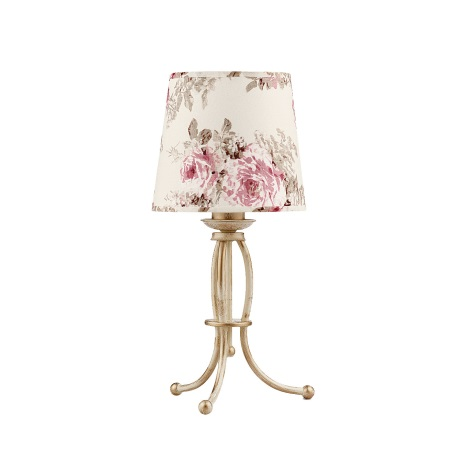 JUPITER 1286-SAL - Stolná lampa SARA 1xE27/60W