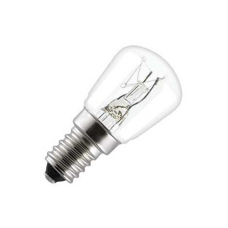 Kamnová žiarovka E14/15W číra
