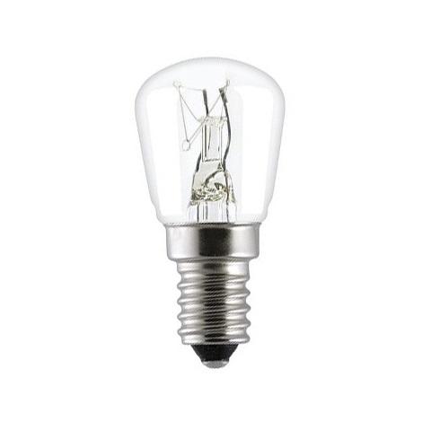 Kamnová žiarovka E14/25W číra