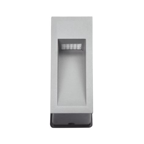 Kanlux 04682 - LED vonkajšie osvetlenie ALAN 1xLED/1,2W/230V