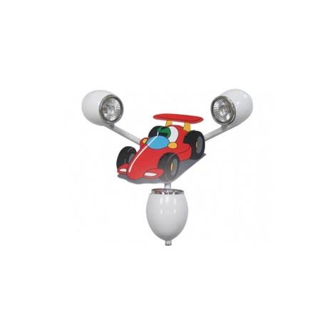 Klik 0117.03 - Nástenné svietidlo CAR 3XGU10/50W/230V